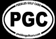 Peebles Golf Cars