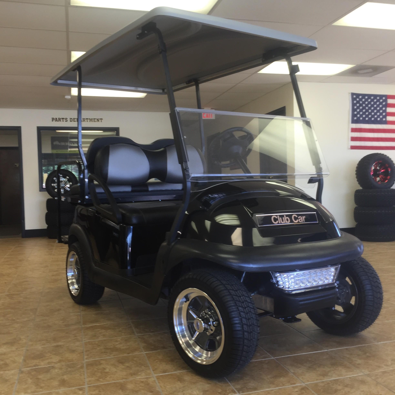 Customer Cars Peebles Golf Cars
