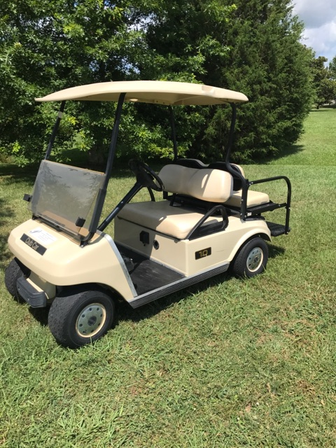 Electric Club Car Ds Golf Cart - Renault Occasion Castelnaudary
